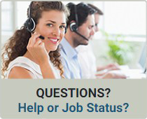 acs help and job status center