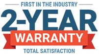 two years industrial warranty